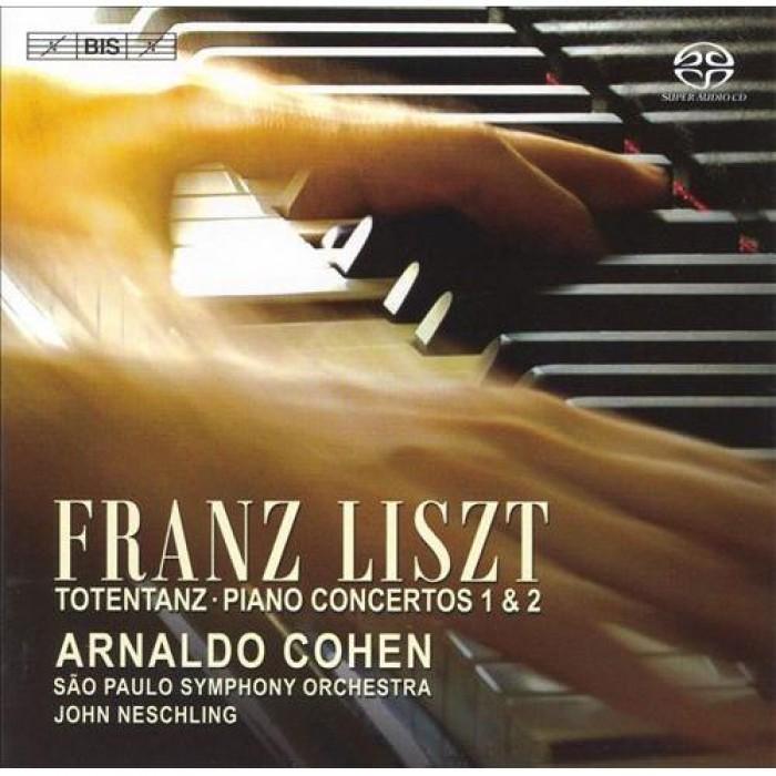 李斯特:钢琴协奏曲 liszt:piano concertos,totentanz