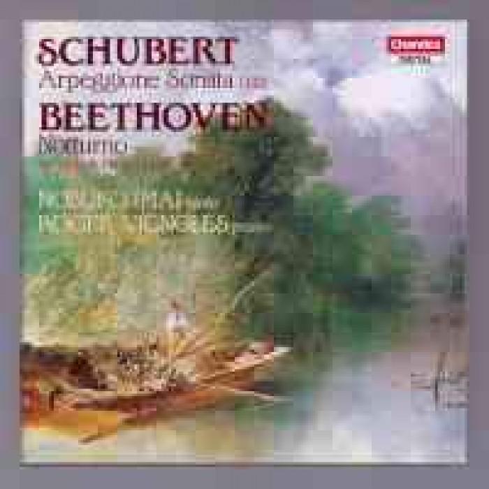 舒伯特:阿贝鸠奈琴奏鸣曲,贝多芬:夜曲 schubert: arpeggione sonata